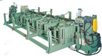 End Facing and Cutting Machine