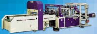 Fully Automatic Servo-Control High Speed Complex Type T-Shirt Bag Making Machine