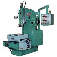 High-Precision Two-Axes CNC Slotting Machine