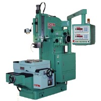 High-Precision Two-Axes CNC Slotting Machine