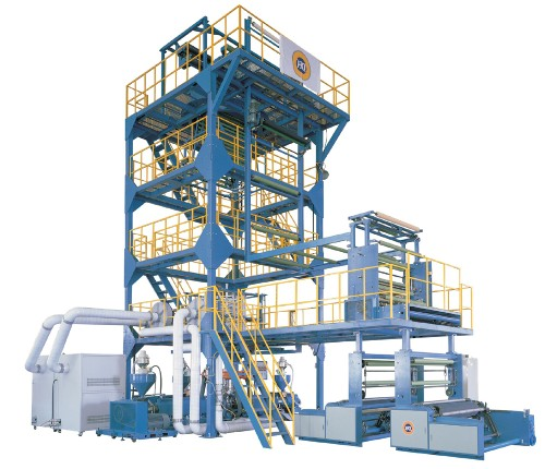 Co-extrusion Machine