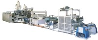 Multi layer co-extrusion sheet line