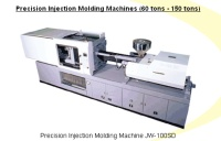 High-Speed Injection Molding Machines (1200 tons - 1450 tons)