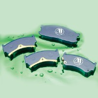 Cens.com Brake Pads LONG CHUAN TRAFFIC INDUSTRIAL CO., LTD.