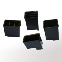 Ink chest, Electronic components
