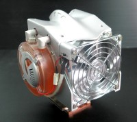 Cens.com SILVER KNIGHT~  CPU WATER COOLER EVERCOOL THERMAL CORP., LTD.