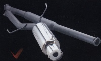 EVO8 Cat-Back System