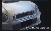 STi Style Grill(ABS)