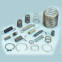 Springs for bearings