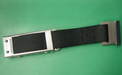over –centre buckles straps