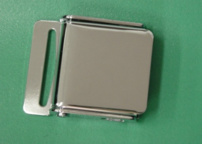 Stainless seatbelt buckles