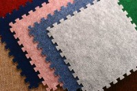 EVA Interlocking Carpet Tiles