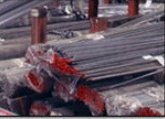 STAINLESS STEELRED ROUND BAR