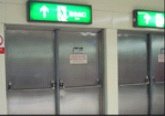 STAINLESS STEELSAFETY DOOR