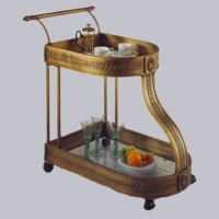 Cens.com Shoes Shape Serving Cart SIFONCO CORPORATION