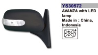 TOYOTA AVANZA  REAR VIEW MIRROR