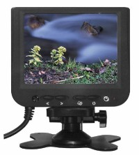 5.6 inch stand alone / headrest monitor by AUO new panel