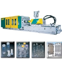 Cens.com Hirigid and High Speed Injection Molding Machine CHUAN LIH FA MACHINERY WORKS CO., LTD.