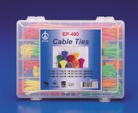 Assorted Cable Ties in Box