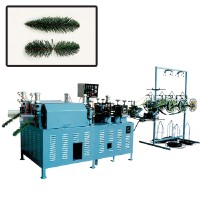Christmas-tree shaping machine