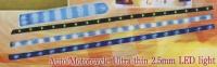 Auto/ Motorcycle Ultra-thin 2.5mm LED light