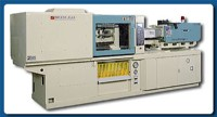 Plastic (toggle outward) Injection Molding Machine