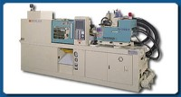 Direct Hydraulic Clamping Injection Molding Machine
