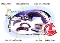 Cens.com Brake System Parts GUNG LUN ENTERPRISE CO., LTD.