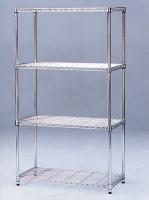 Steel Rack (4 TIERS)
