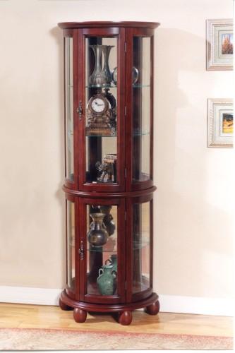 半圓古董櫃