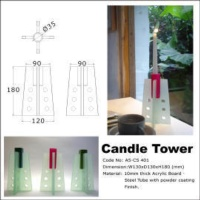 Cens.com Candle Tower AZURE DOT INT'L INC.