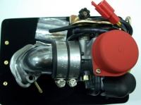 CVK 30 Carburetor with Metal Air Intake Pipe