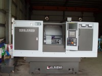 CNC双研磨轴内径研磨机