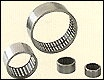 Drawn cup needle roller bearings