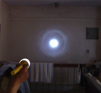 Long Distance LED Electric Torch