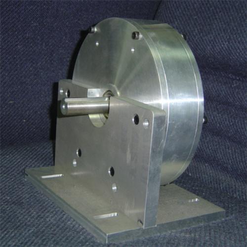 無刷磁浮馬達研發設計