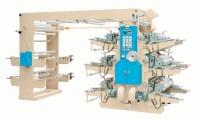 6 COLORS FLEXOGRAPHIC PRINTING MACHINE