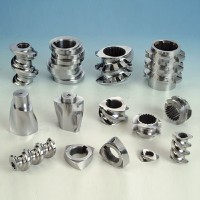 Parts for Plastic & Rubber Processing Machinery