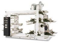 4 Colors Flexographic High Speed Printing Machine