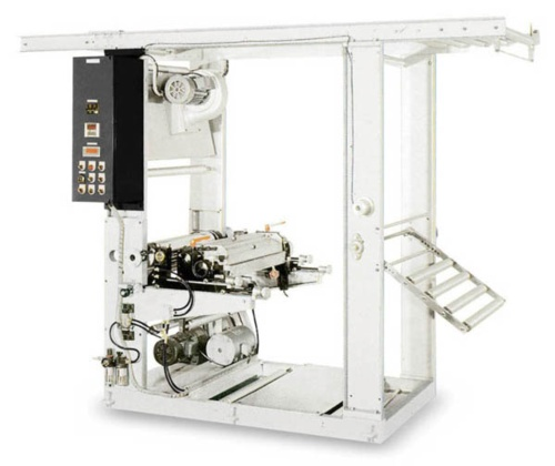 1 Color Flexographic Printing Machine In Line