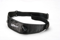 WIRELESS HEART RATE TRANSMITTER WITH FABRIC DESIGN CHEST STRAP