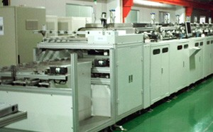 In-Line EMI Shielding Coating, In-Line SDC Sputtering System