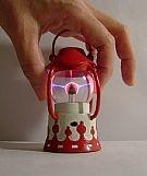 Mini Lighting Ball Lantern