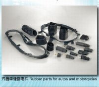 Rubber Parts for Autos and Motorcycles