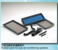 Rubber Parts for Auto Air-Conditioning Systems