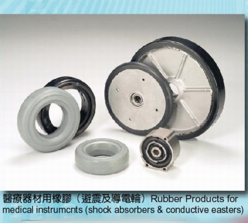 Rubber Products for Medical Instrumcnts