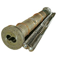 Screw, Barrel