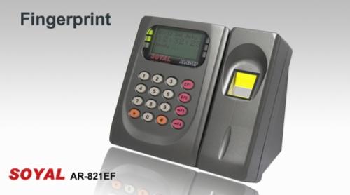 Controller + Reader + Fingerprint Device