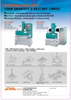 X,Y,Z 3-Axis Programmable & Positionable EDM
