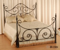 METAL CASTING BED